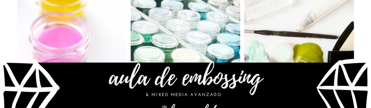 CURSO WEB DE EMBOSSING (GOFRADO Y REPUJADO)